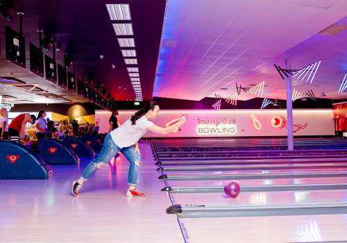 Zone Bowling Re-Opens