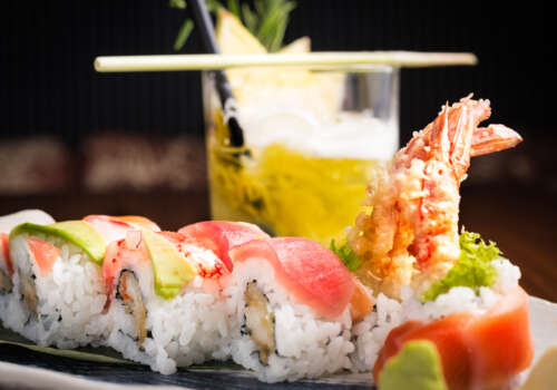 Kana Sushi – Delivery and Takeaway Services